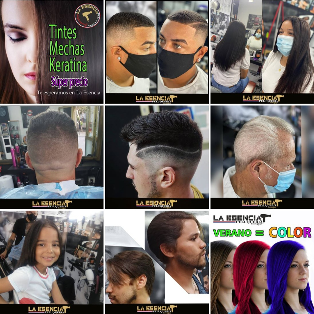 La Esencia Peluquería Barbershop