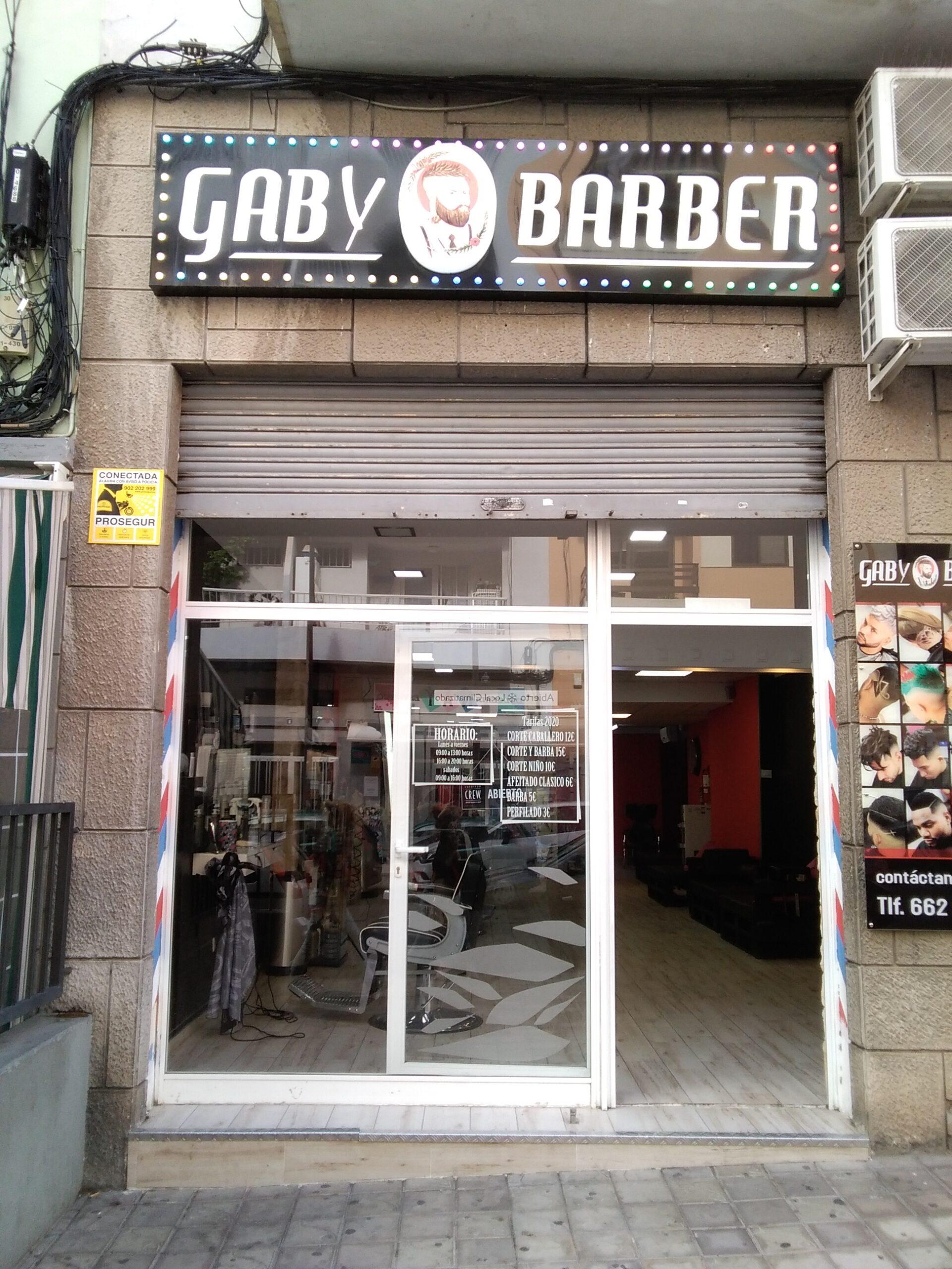 Gaby barbers