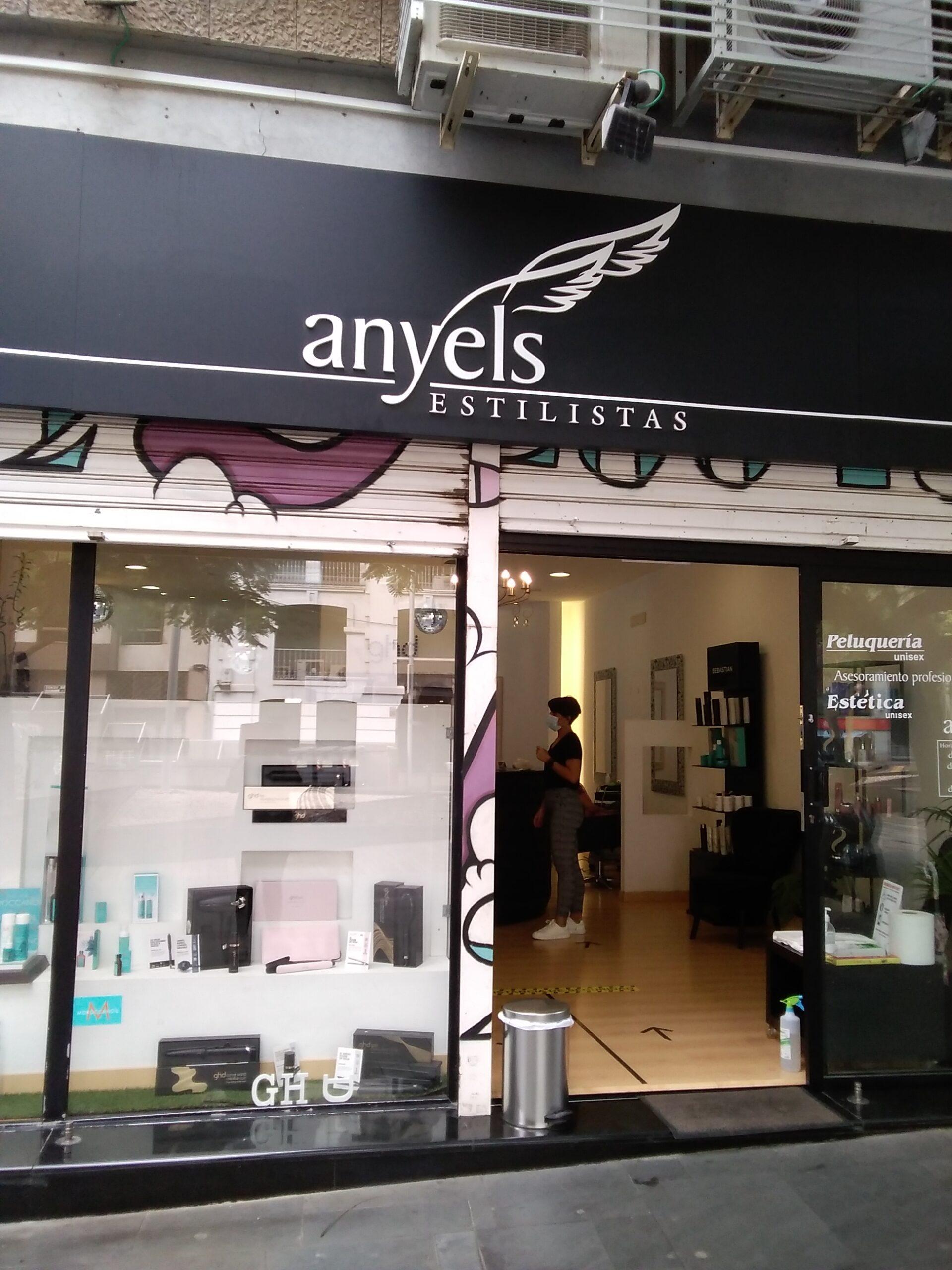 Anyels estilistas