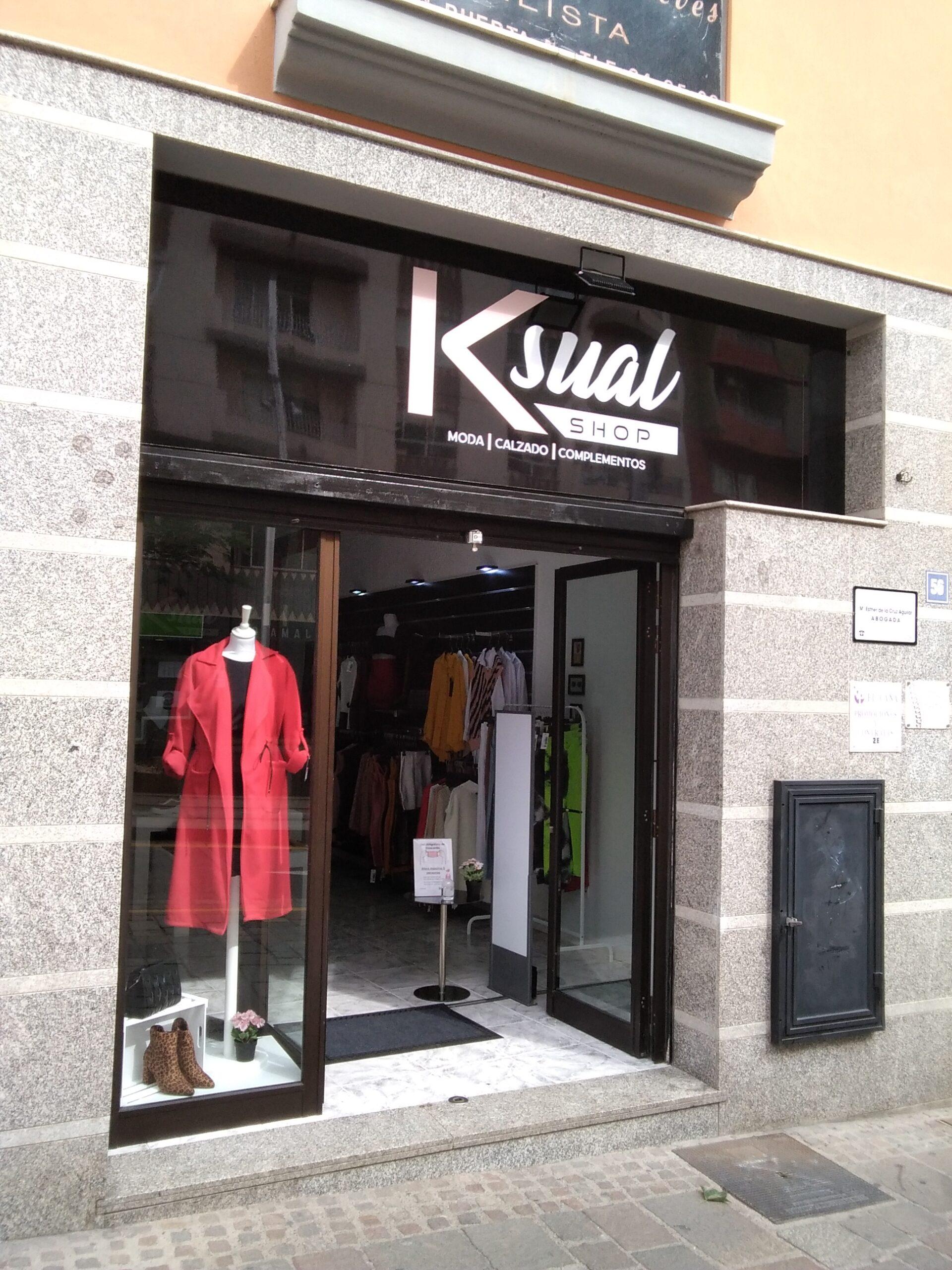 Ksual shop