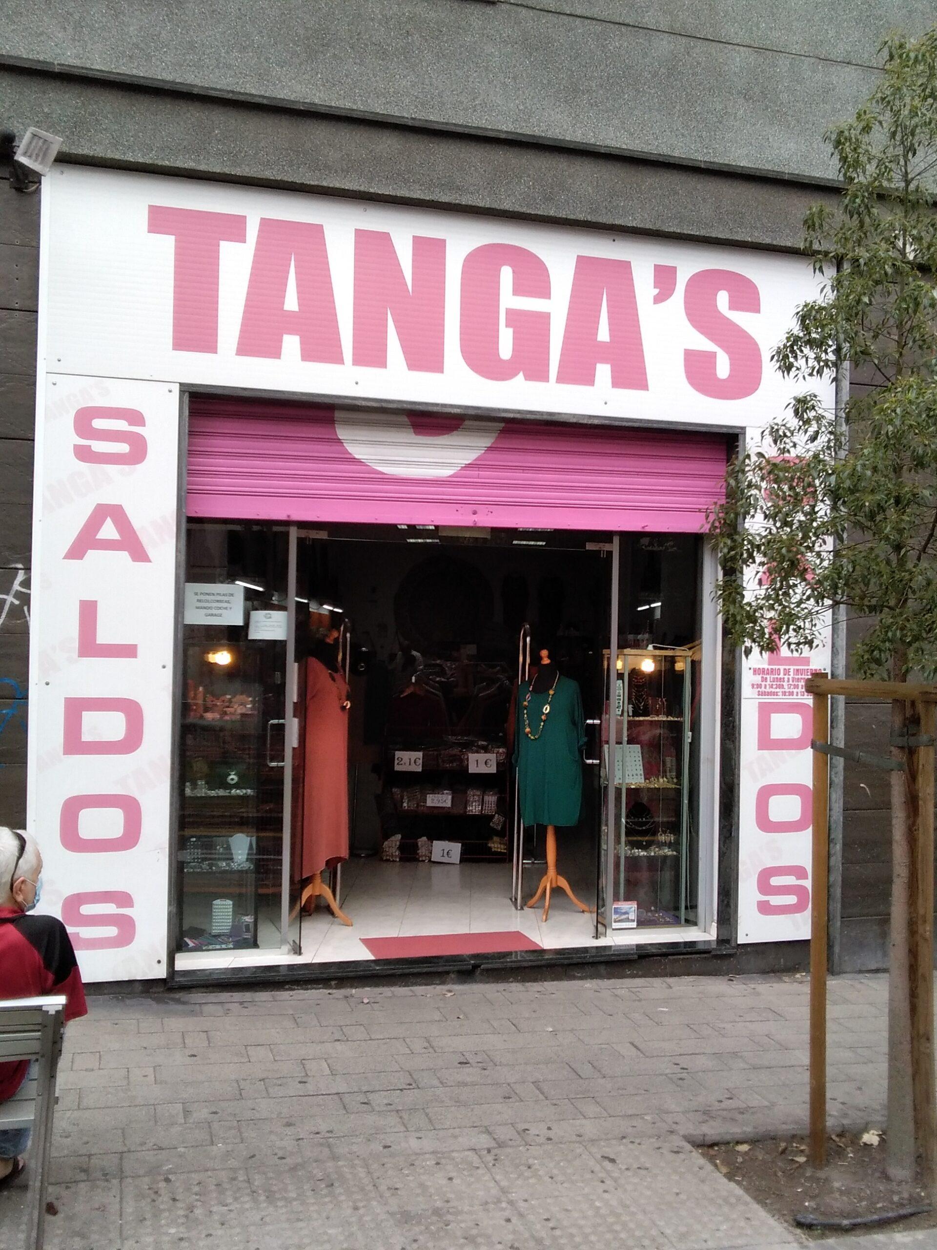 TANGA 'S