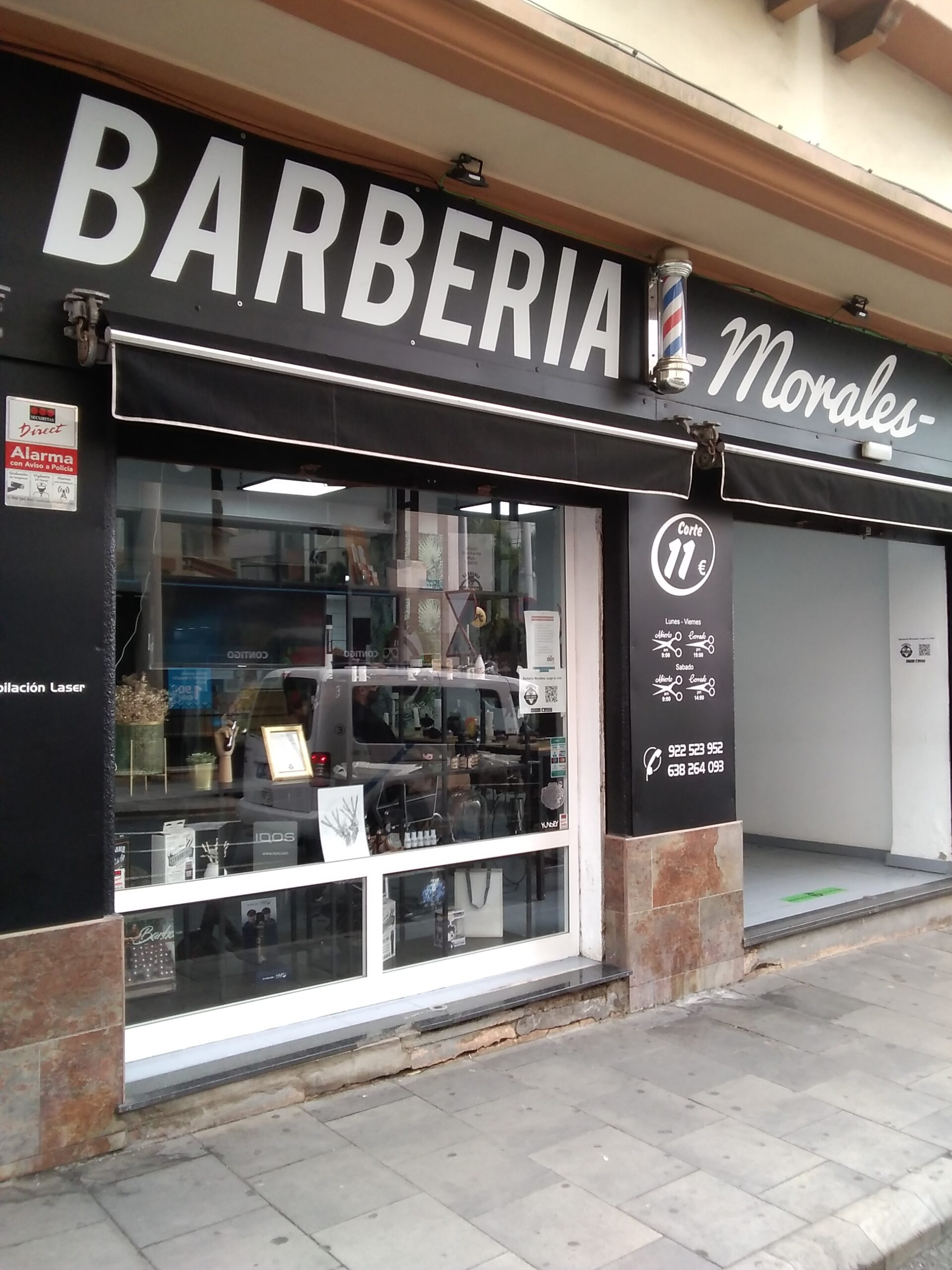 Barbería Morales