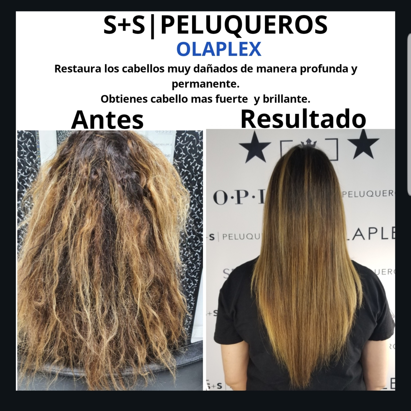 S+S|PELUQUEROS
