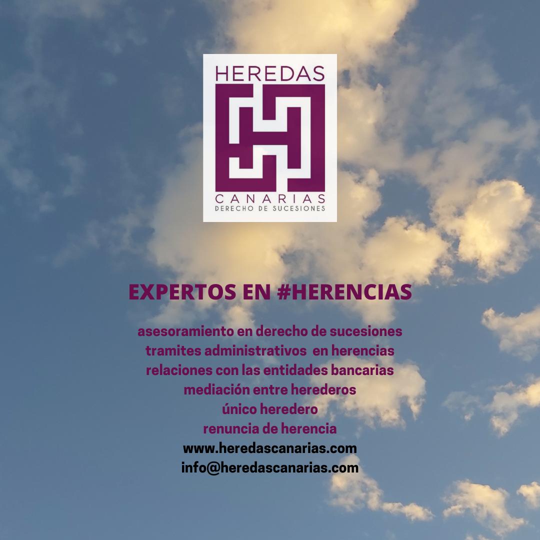 HEREDAS CANARIAS