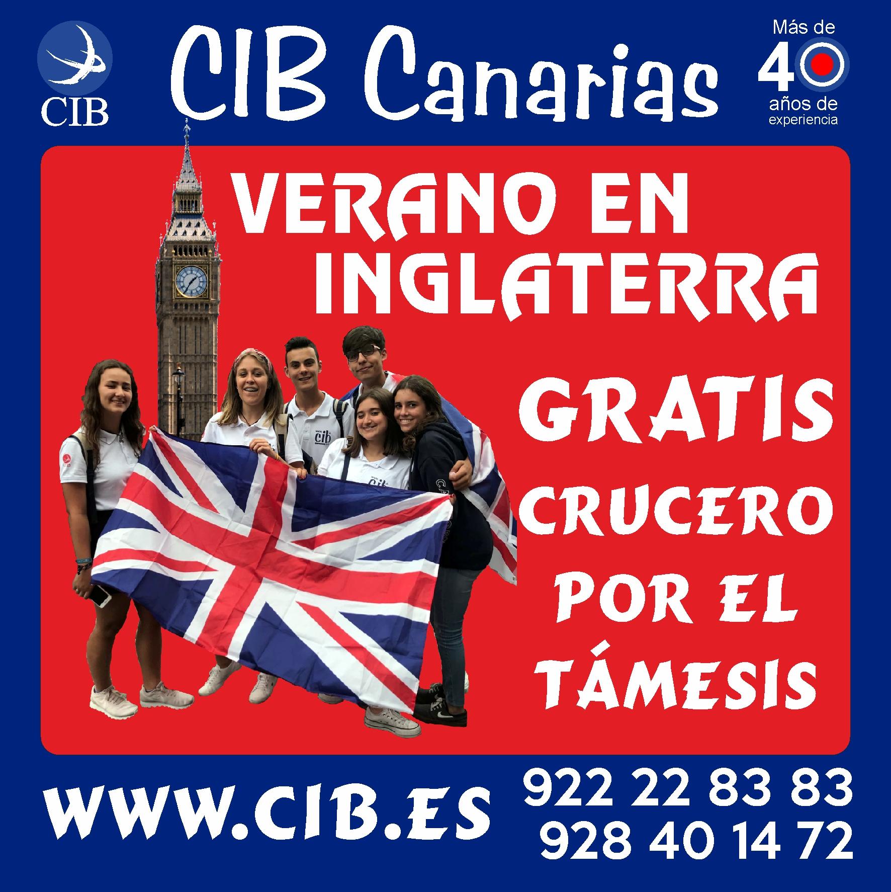 Academia CIB Canarias – desde 1976