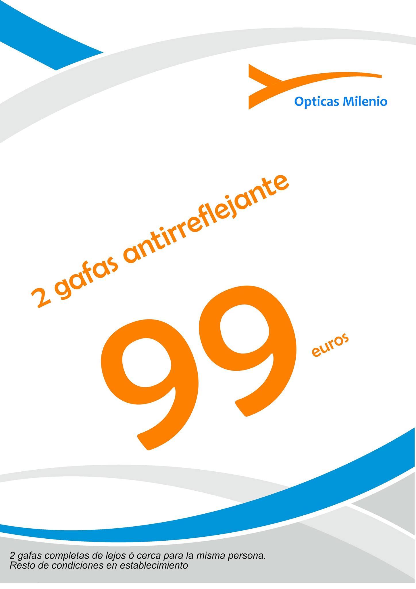 ÓPTICAS MILENIO